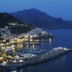 Amalfi an der Amalfiküste