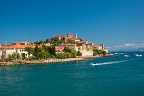 Die Anreise nach Elba
