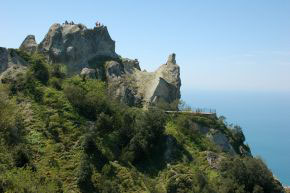 Monte Epomeo auf Ischia